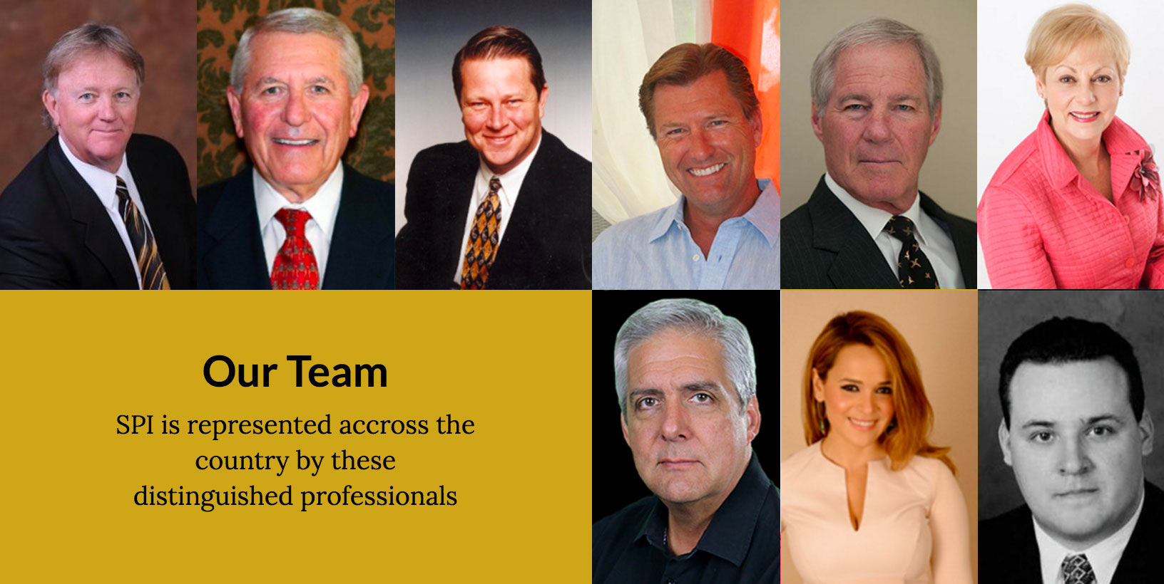 Settlement Professionals Inc. Team